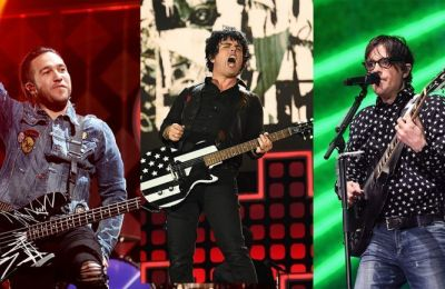 Green Day, Fall Out Boy & Weezer ξεκινούν κοινή περιοδεία!