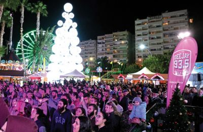 LIMASSOL CHRISTMAS LAND 2019